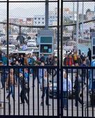 Quake strikes under Mediterranean, 26 hurt