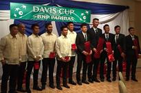 Pinoy netters drop to a 0-2 hole in Davis Cup