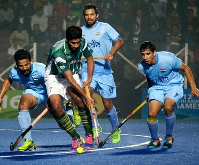 South Asian Games: India lose to Pakistan in hockey final