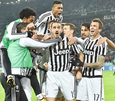 Serie A: Juventus blank Inter Milan; go four points clear
