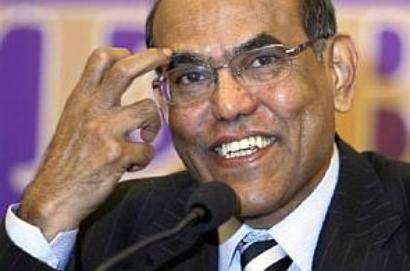 Subbarao overrules panel recommendation to repo rate