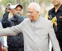 West Bengal governor Keshari Nath Tripathi grieves A R Kidwai's demise