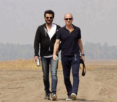 Anil Kapoor shoots for second season of 24