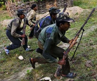 2 'commander-rank' cadres among 4 Naxals killed in Dantewada