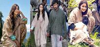 Unseen stills of Alia Bhatt and Randeep Hooda from Highway