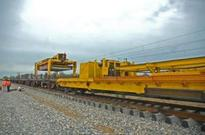 More Indian freight corridor contracts awarded