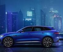 Jaguar Reveals All-New F-Pace Ahead of Frankfurt …