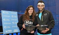 Squash: Shorbagy, Sherbini make it an Egyptian double at the Tournament of Champions