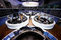 European stocks, bond yields fall show investor caution