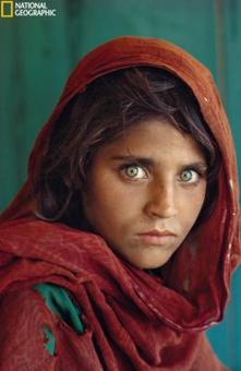 Nat Geo's famous 'Afghan Girl' arrested for ID card fraud