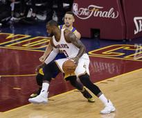 The Latest: Cavaliers force Game 7, beat Warriors 115-101