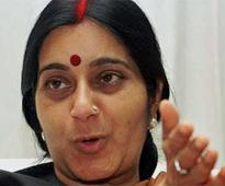 Saarc region must work together for rapid growth: Sushma Swaraj