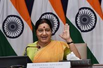 Indian passports to be bilingual: Sushma