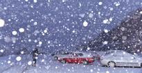 Wild wind, heavy rain, hail, snow: Victoria freezes