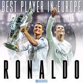 Ronaldo named 'Best Player in Europe'