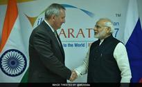 Russia 'Fully Committed' To Strengthening Ties With India: Dmitry Rogozin