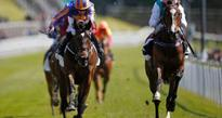 Ryan Moore and Somehow land the Cheshire Oaks at Chester