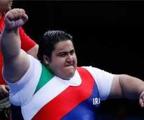 International Paralympic Committee lauds Iranian powerlifter Siamand Rahman