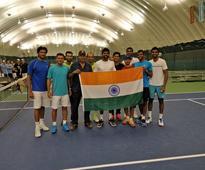 Davis Cup: Ramkumar gets easy opener, Myneni dropped
