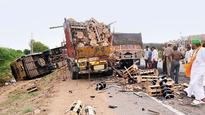 Transport Dept begins month-long drive against road mishaps in city