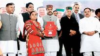 What's cooking in HP? Pradhan launches govt's Ujjwala scheme