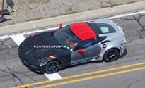 2018 C7 Corvette ZR1 Spied In Michigan Ahead Of Official Debut