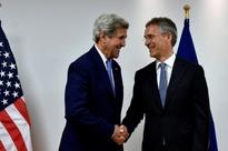 Kerry, NATO chief press importance of alliance after Brexit vote