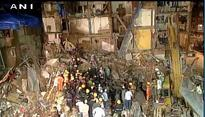 Bhendi Bazaar building collapse, death toll reaches 33