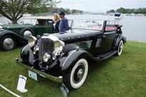 Studebaker and Brough Capture Greenwich Concours Best in Show Awards