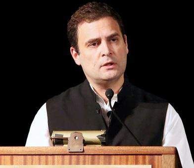 India is being run by dynasties: Rahul @Berkeley