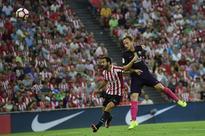 Rakitic heads Barca to 1-0 win; PSG stumble to defeat against Monaco
