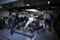 Mercedes Stay On A Charge In Russian Friday Practice
