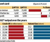 ONGC reports 12% rise in Q4 net profit