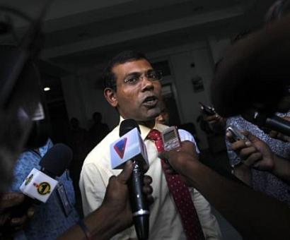 Maldives' Nasheed to run for President