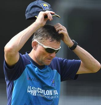 Sri Lanka coach Ford resigns