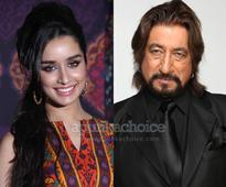 Shakti Kapoor is proud of daughter Shraddha Kapoor