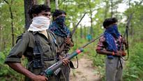Maoists blow up building, set ablaze 8 vehicles in Jharkhand