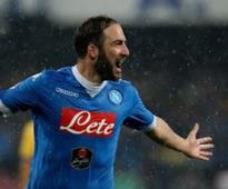 Gonzalo Higuain disrespected Napoli fans by blaming me for Juventus move: Club president