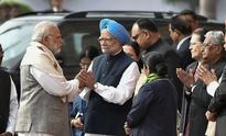 Narendra Modi, Manmohan Singh exchange greetings on 16th anniversary of Parliament attacks after bitter war of words