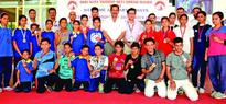 Two-day Open Championship by SMVDSB concludes;Zorawar Club, HSS Panthal shine in fencing