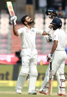 What Tendulkar said about the 'sweet spot' on Kohli's bat...