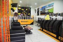 Continental opens flagship tyre showroom at Rudrapur