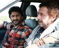 Naseeruddin Shah and Arshad Warsi come together for a new film