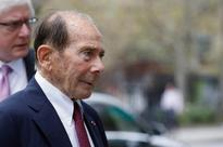 U.S. top court rejects AIG ex-CEO Hank Greenberg's appeal