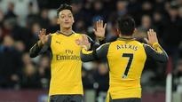 Alexis Sanchez and Thierry Henry born to be strikers - Arsene Wenger