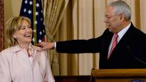 Colin Powell, Hillary and the pagan god Moloch