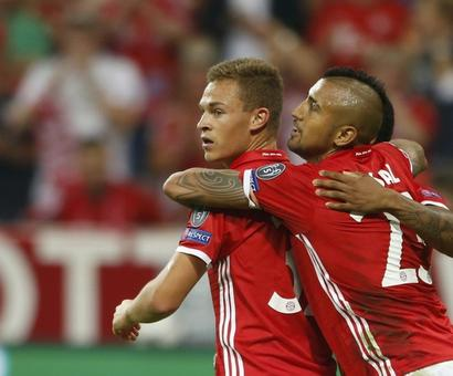 Bayern need late Kimmich goal to edge past Hamburg
