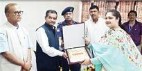 Pranab's son visits Gazipur, Manikganj