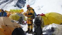 Chhattisgarh mountaineer calls off Everest m...