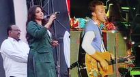 Vidya Balan thanks husband Siddharth Roy Kapur for introducing her to Coldplay's music